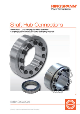 Shaft-Hub-Connections